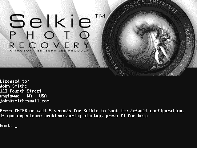 Selkie Photo Recovery Download