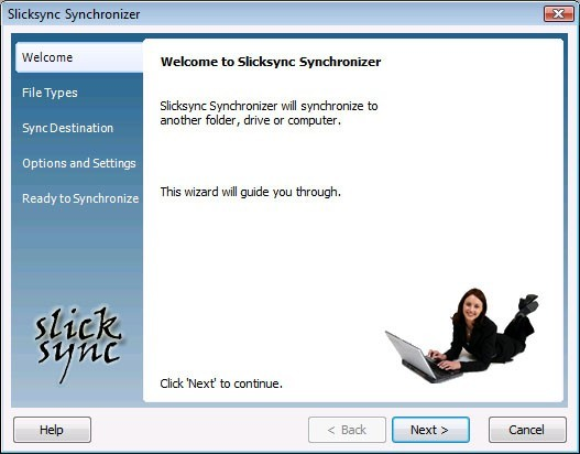 Slicksync My Photos Synchronizer Basic Download