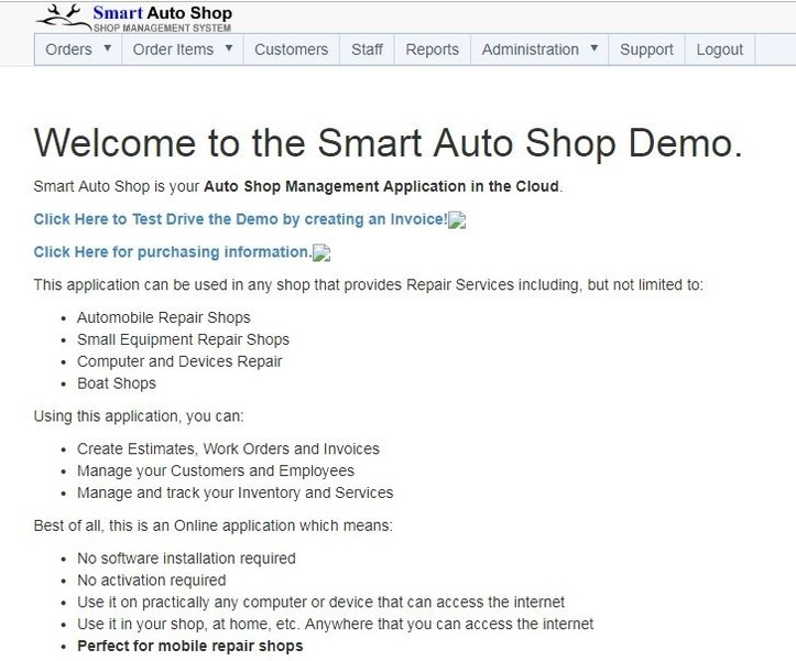 Smart Auto Shop Download