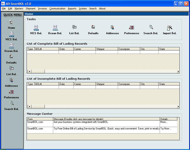 SmartBOL Enterprise Download