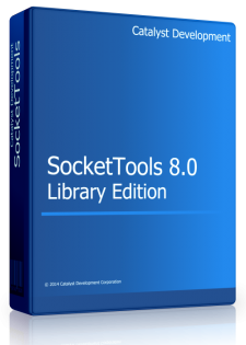SocketTools Library Edition Download
