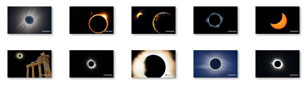 Solar Eclipse Windows 7 Theme Download