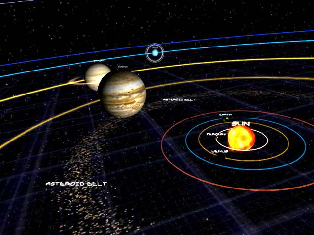 Solar System 3D Screensaver Download