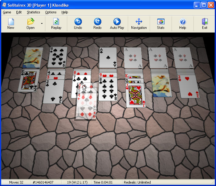 Solitairex 3D Download