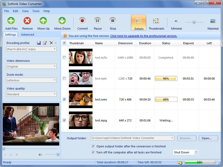 Sothink Free HD Video Converter Download