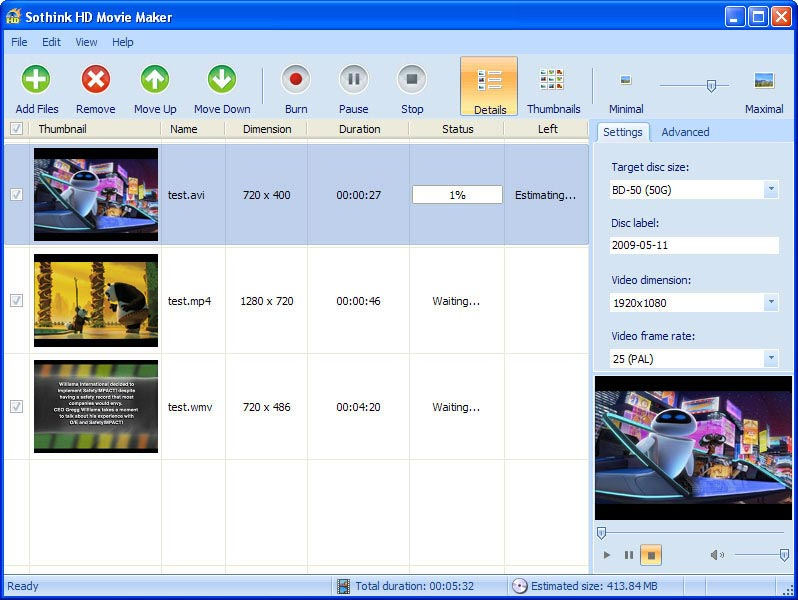Sothink HD Movie Maker Download