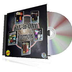 Space Screensavers All-in-One CD VERSION Download