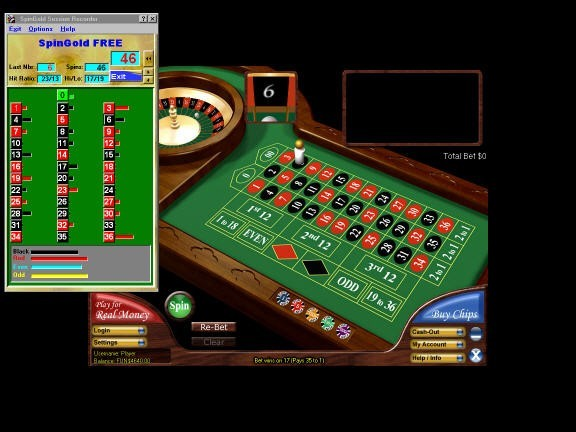 roulette online freeware