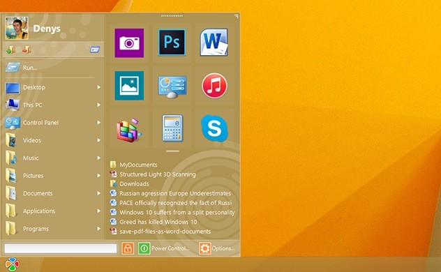 Start Menu 10 Download