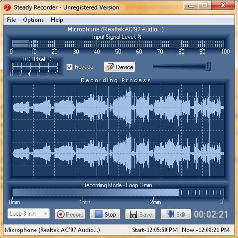 Steady Recorder Download