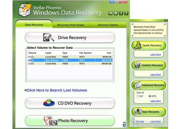 Stellar Phoenix Partition Recovery Download