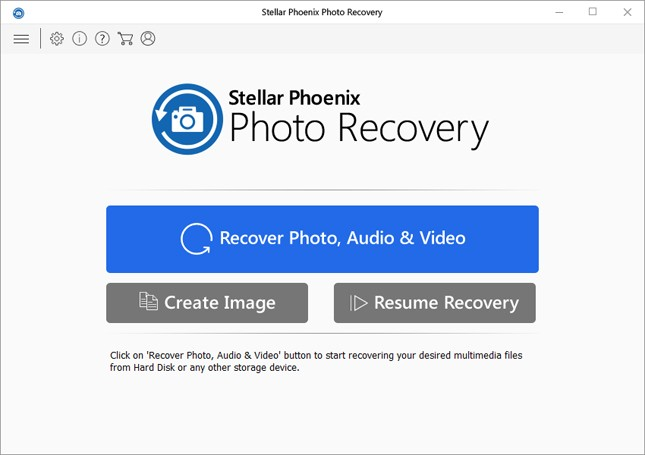 Stellar Phoenix Photo Recovery(Windows) Download