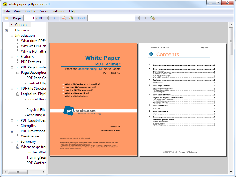 Sumatra PDF Portable Download