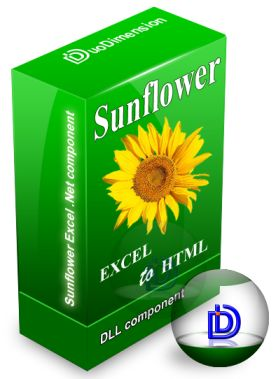 Sunflower Excel .Net Download