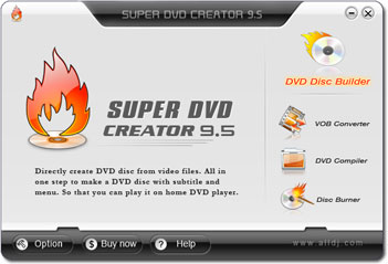 Super DVD Creator Download