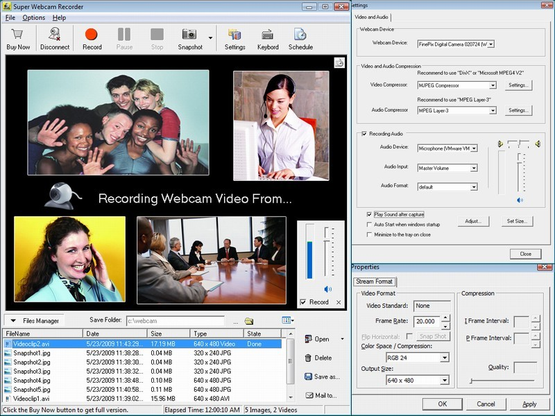 Super Webcam Recorder Download
