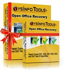 SysInfoTools OpenOffice Recovery Tool Download