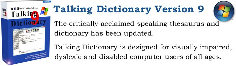 Talking Dictionary Download
