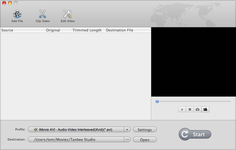 Tanbee Video Converter for Mac Download