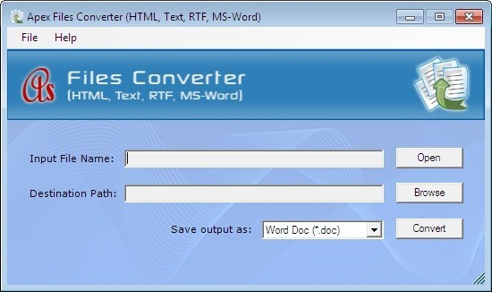 Text to HTML Conversion Software Download