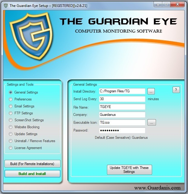The Guardian Eye Download