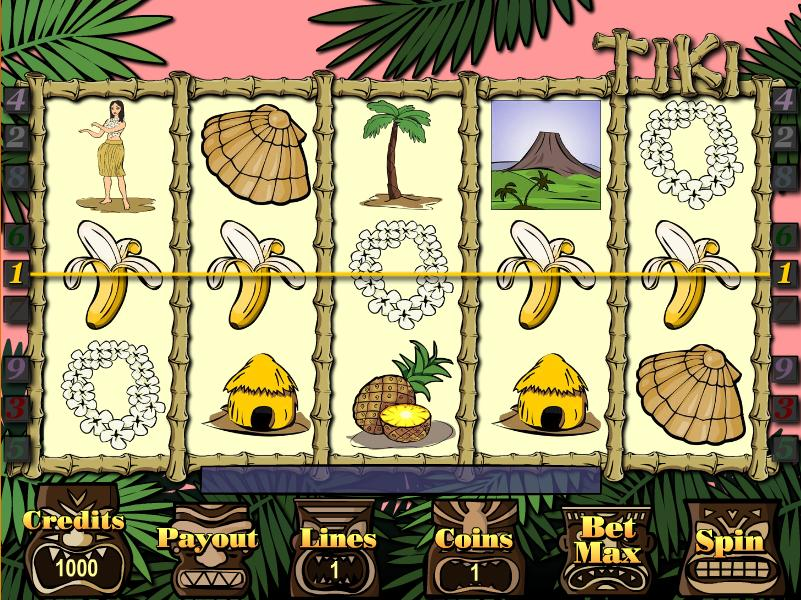Tiki Slots Download