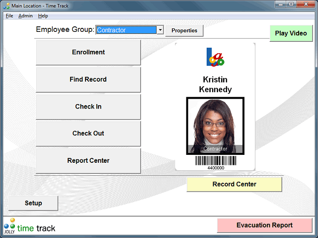 Time Track Employee Time Tracking Download