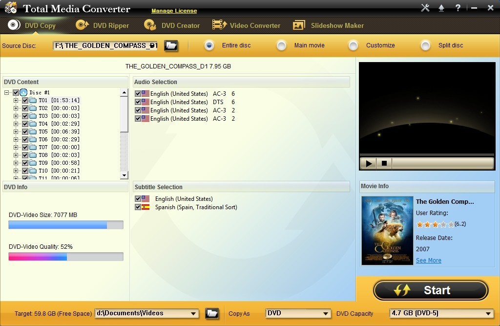 Total Media Converter Download