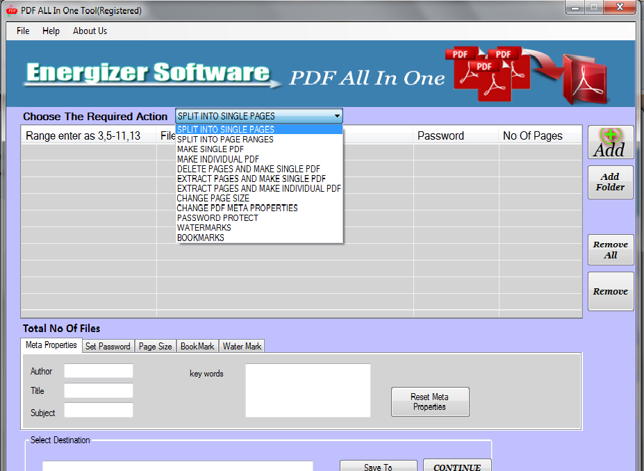 PDF All In One Tool Download