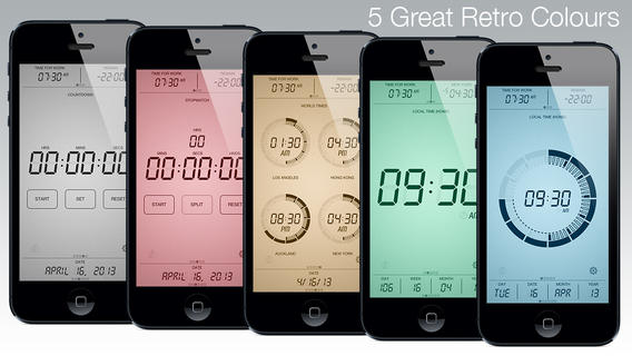 Touch LCD - Speaking Alarm Clock Download