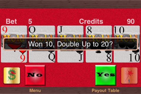 TouchPlay Deuces Wild Video Poker Download