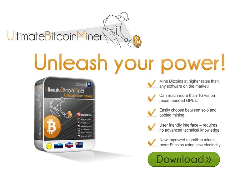 Ultimate Bitcoin Miner Download