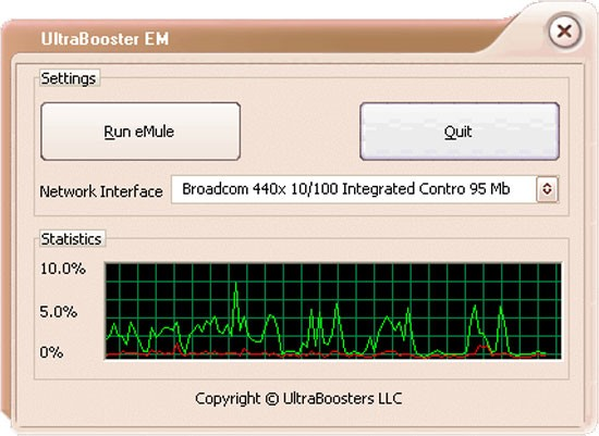 UltraBooster for eMule Download