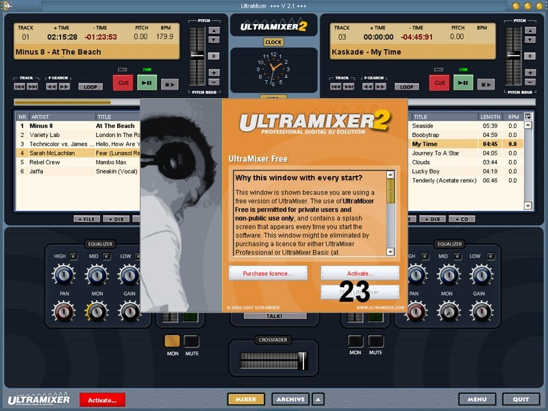 UltraMixer Free Edition Download