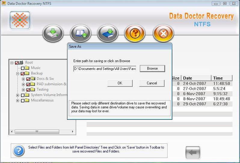 Undelete Hard Disk Data Download