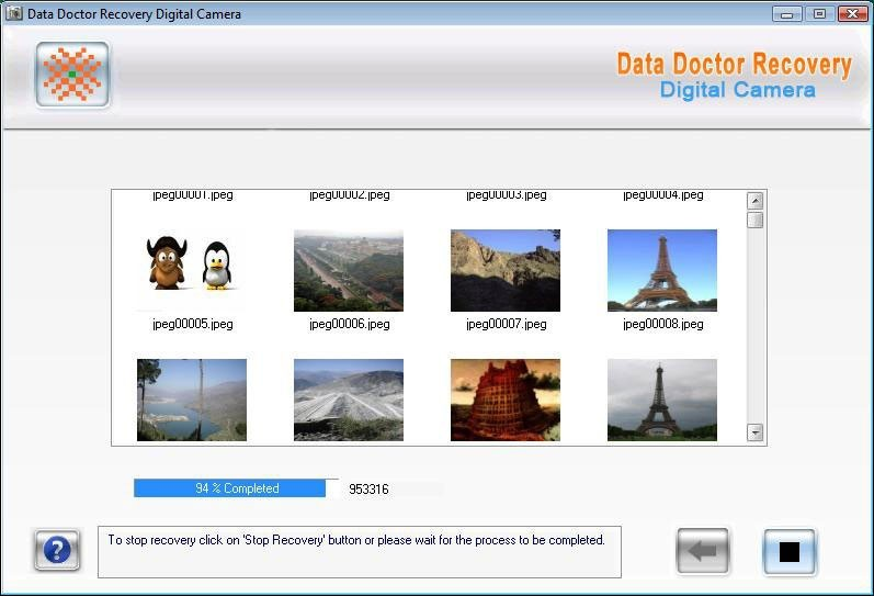 Unformat Digital Camera Download