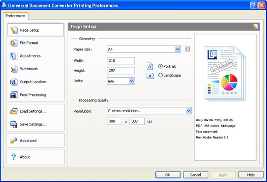 Universal Document Converter Download