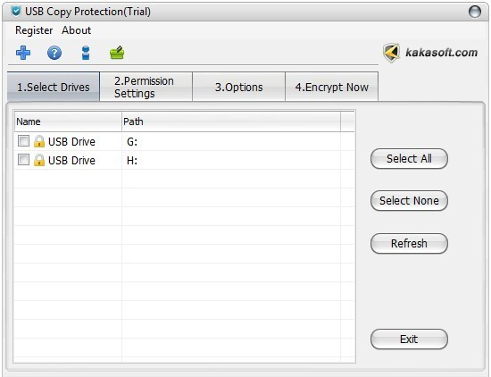 USB Copy Protection Download