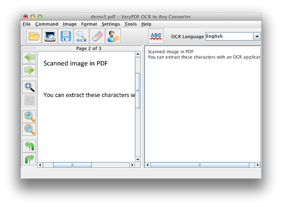 VeryPDF OCR to Any Converter for Mac Download