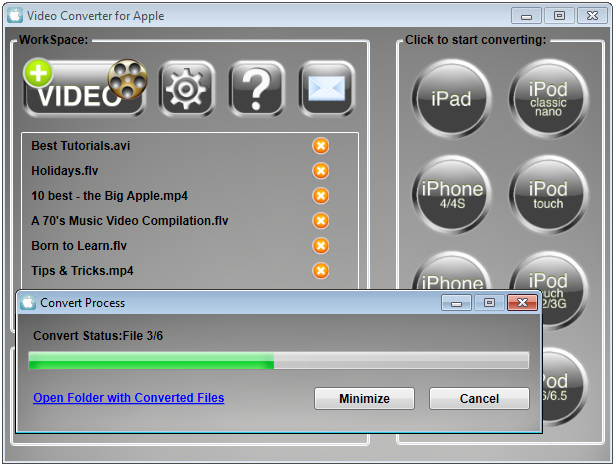 Video Converter for Apple Download