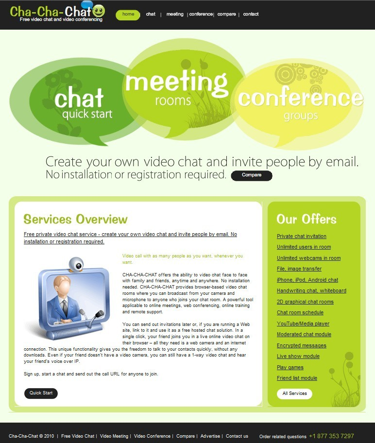Video Meeting Room - Subscription Download