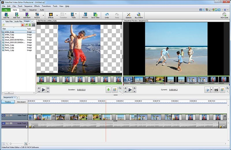 VideoPad Masters Edition for Mac Download
