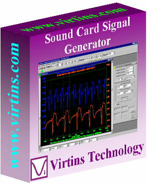 Virtins Sound Card Signal Generator Download