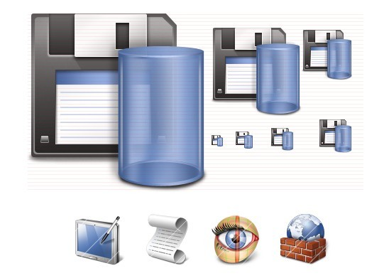 Vista Network Icons Download