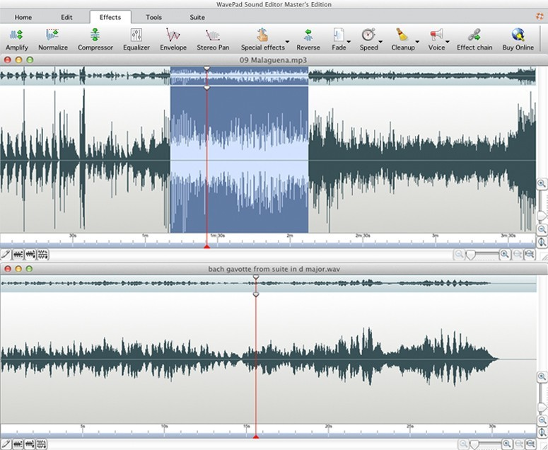 Adobe Audition, Audacity, TwistedWave, and more