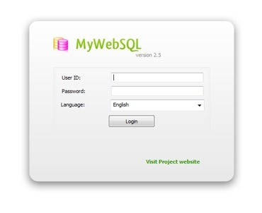 Webuzo for MyWebSQL Download
