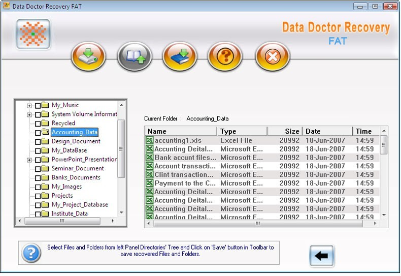 Windows FAT Partition Data Recovery Ex Download