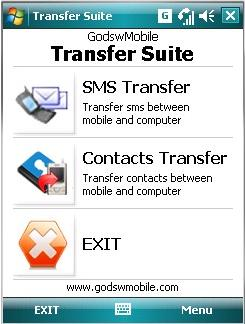 Windows Mobile Transfer Suite Download