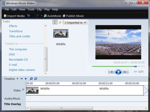 Windows Movie Maker Installer Download