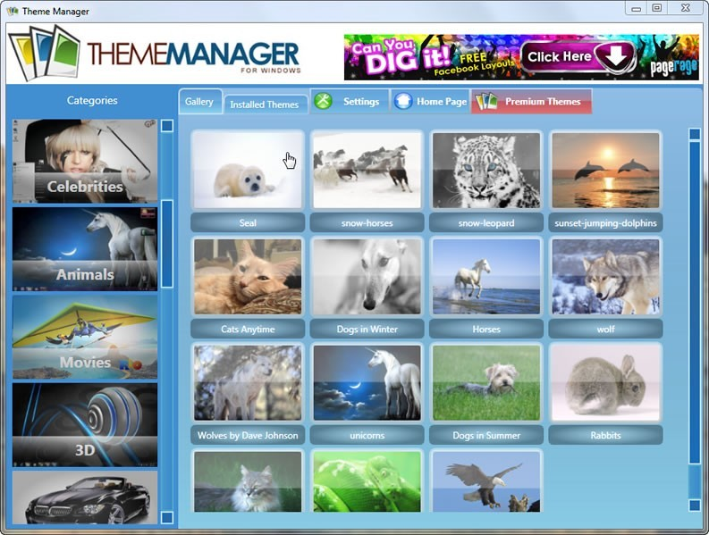 Windows Theme Manager Download